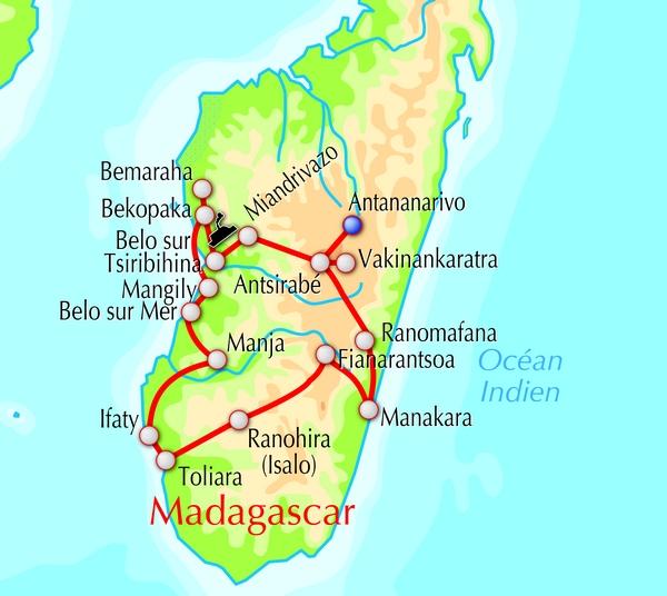 Carte De Madagascar Complet Pdf.Voyage Aventure Decouverte Adeo Voyages Madagascar Ouest Et Sud